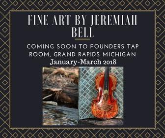 Fine Art by Jeremiah Bell
